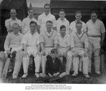 Billinge Cricket Team